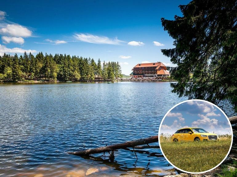 In Germania dalla Foresta Nera ai piccoli villaggi della zona con Audi Q2