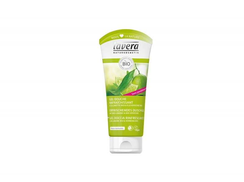 LAVERA | Gel doccia Rinfrescante – Limone