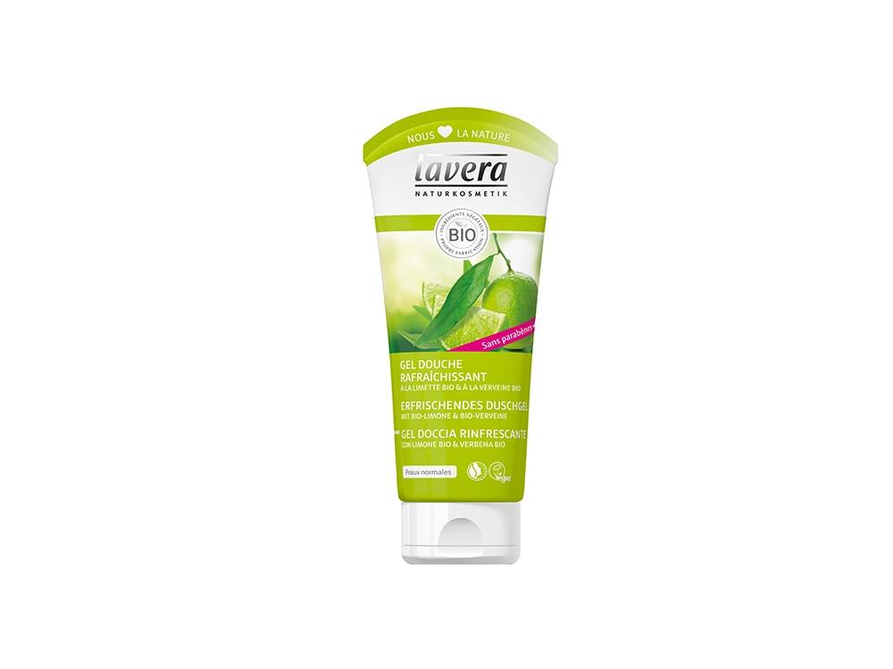 LAVERA   Gel doccia Rinfrescante – Limone