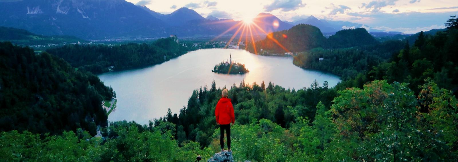 Lago di Bled foto hero grande