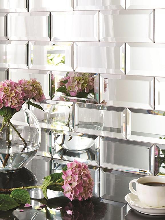 Arredare La Casa Con Le Piastrelle A Specchio