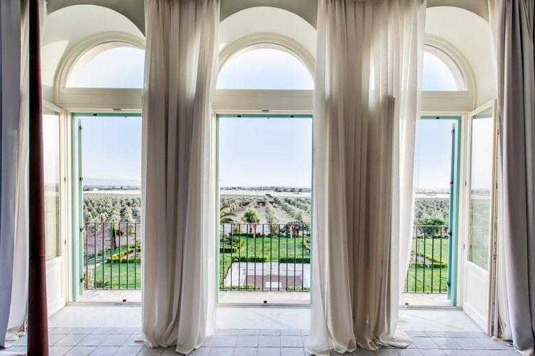 Sicilia: una masseria a cinque stelle nel cuore della campagna ragusana