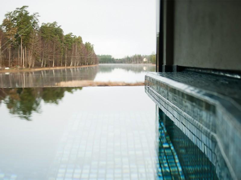 Verso il Grande Nord il beauty-case per Stoccolma Norra-Loken