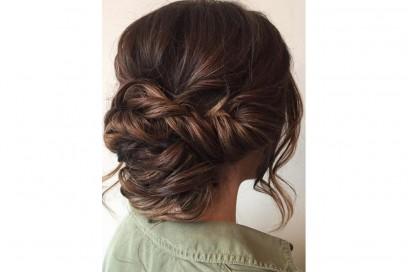 acconciatura sposa capelli lughi raccP (