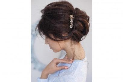 acconciatura sposa capelli lughi raccP ( (2)