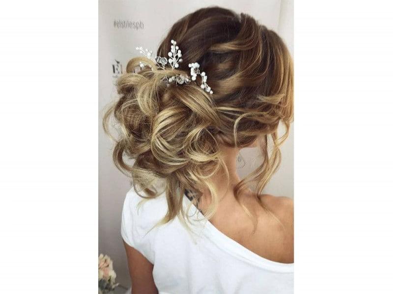 Acconciatura sposa capelli lunghi: le idee più belle da ...
