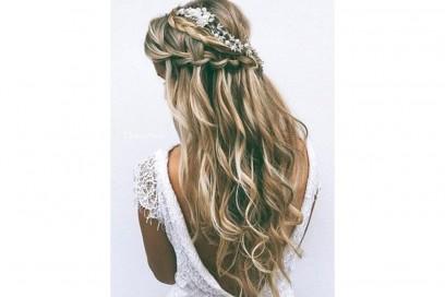 acconciature sposa capelli lunghi treccP ( (1)