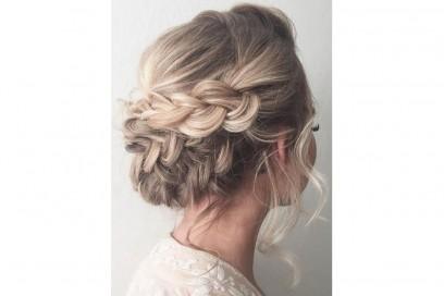 acconciature sposa capelli lunghi treccP ( (3)