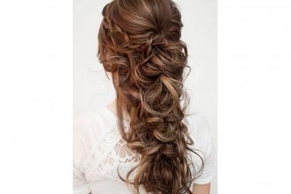 acconciature sposa capelli lunghi treccP ( (4)