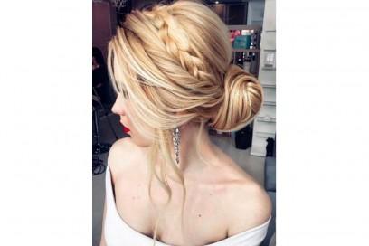 acconciature sposa capelli lunghi treccP ( (5)