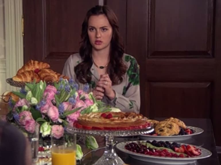 blair gossip girl dieta