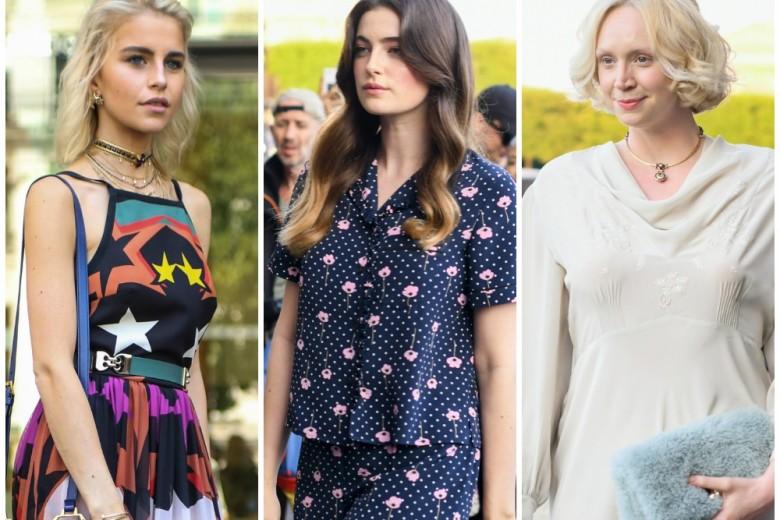 Capelli on the street: i tagli e gli styling più glam del momento
