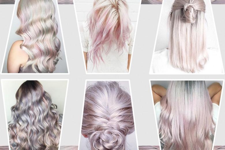 Pearl Hair: la tinta cangiante color perla che vi conquisterà