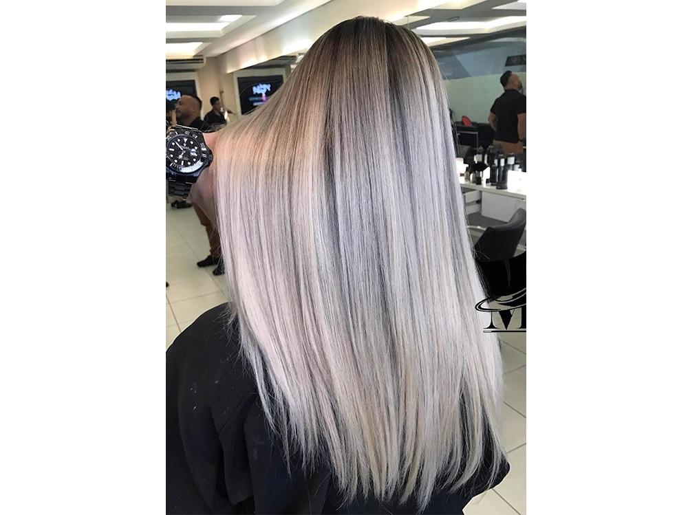 capelli pear hair tinta perlata grigio lilla verde pastello cangiante (8)