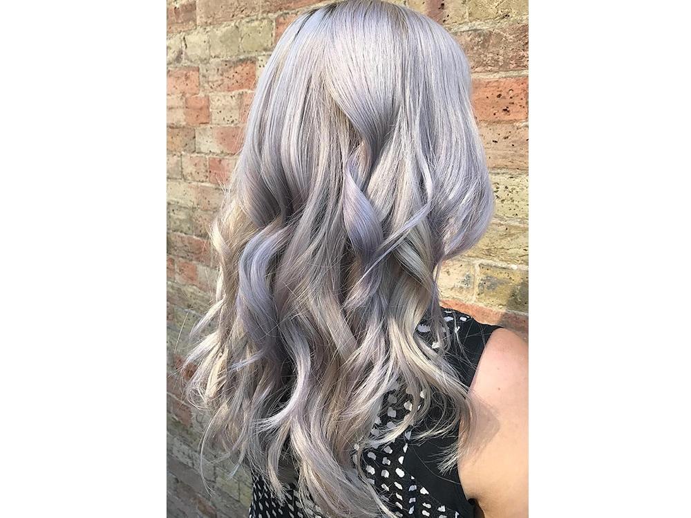 capelli pear hair tinta perlata grigio lilla verde pastello cangiante (9)