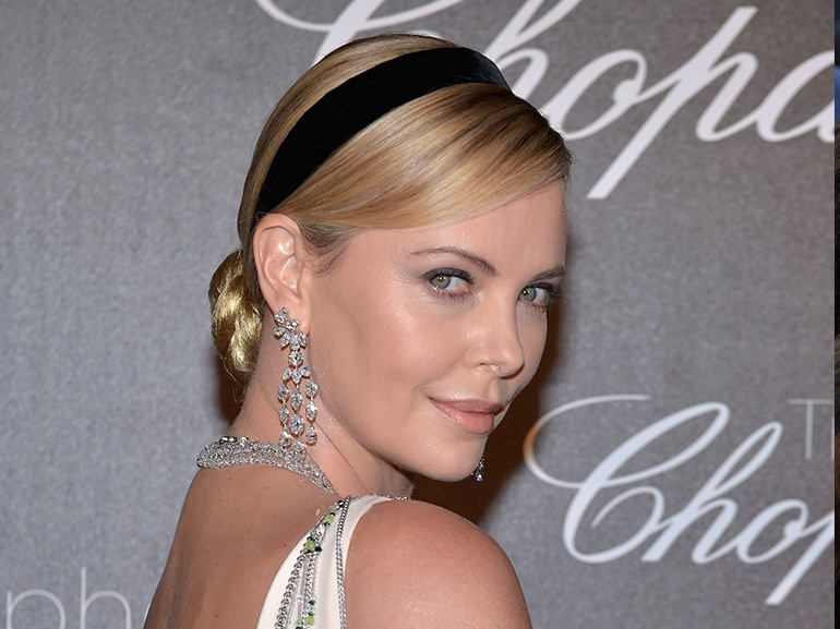 charlize theron chopard