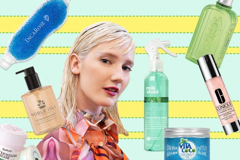 Combattere il caldo: i prodotti beauty dall'effetto freddo