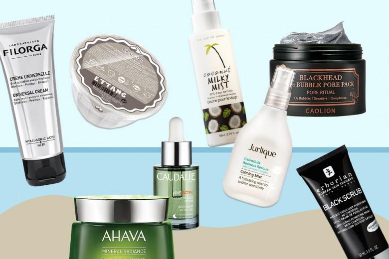 Beauty detox: prodotti skincare SOS post abbronzatura