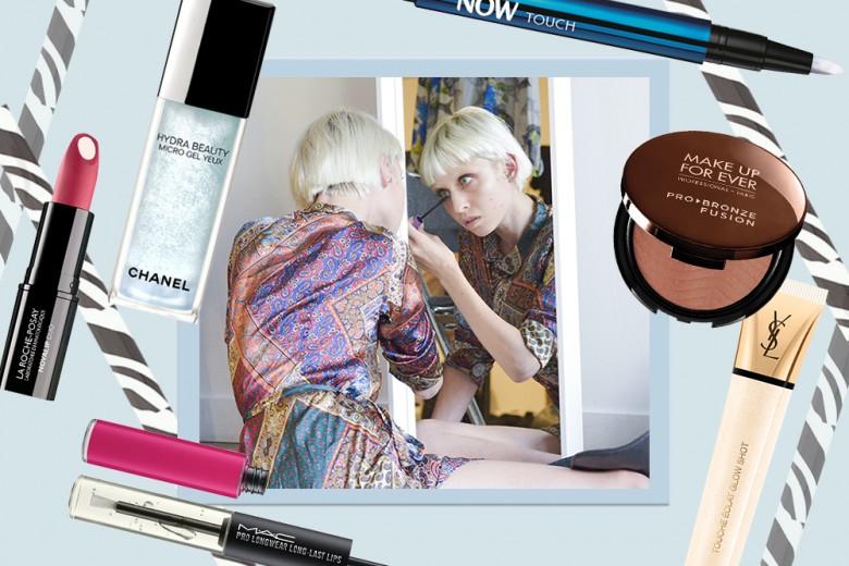 Beauty: i prodotti da avere in ufficio per essere pronte la sera