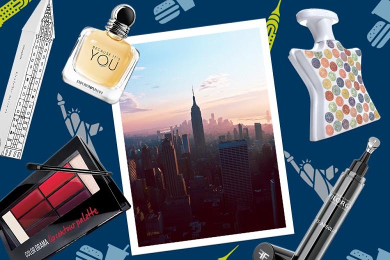 New York: il beauty case per la Grande Mela (e un luogo di culto per i vostri capelli)