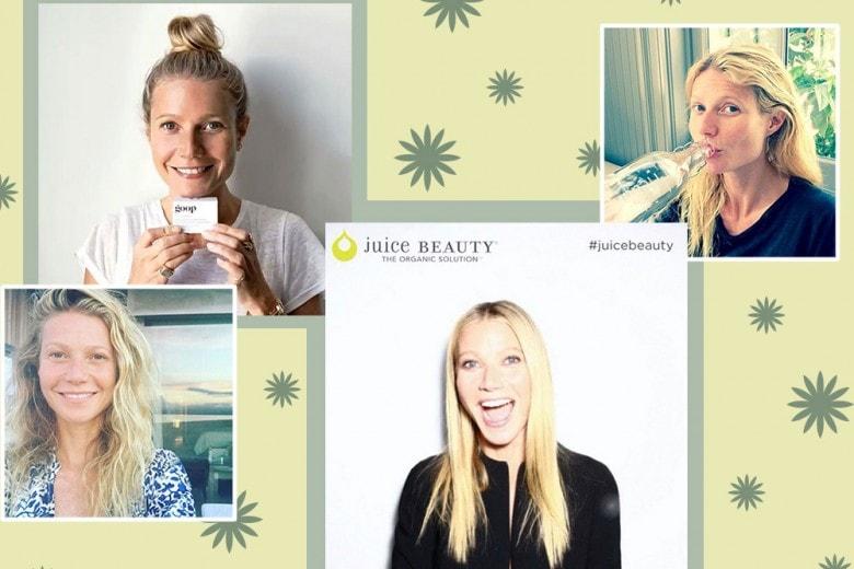 I consigli beauty di Gwyneth Paltrow provati per voi
