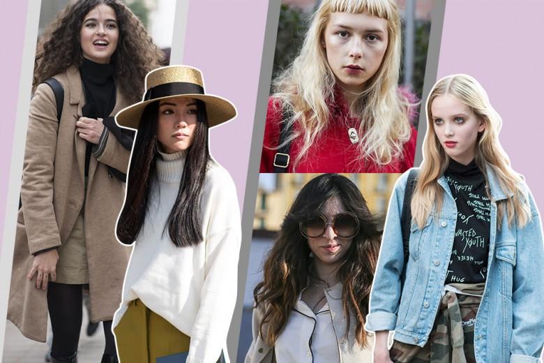 Tagli capelli lunghi: le tendenze Autunno Inverno 2017