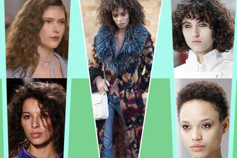 Tagli capelli ricci: le tendenze Autunno Inverno 2017