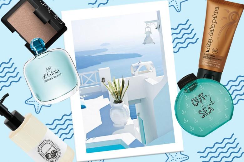 Cosa portare nel beauty case del mare sulle Isole Greche (e un resort speciale da scoprire)