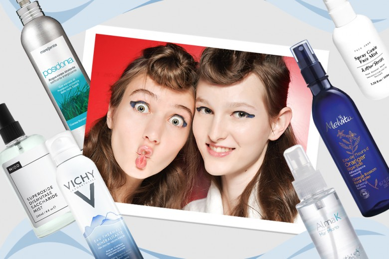 Acque spray per il viso: cosa sono, perché usarle, quali sono i benefici
