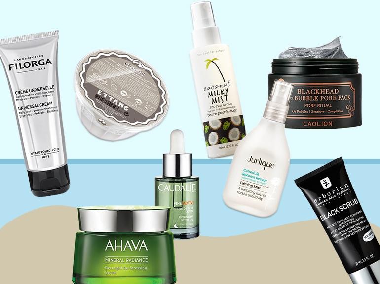 Beauty detox: prodotti sos post abbronzatura