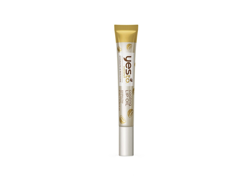 cosmetici-al-cocco-yes-to-coconut-lip-oil