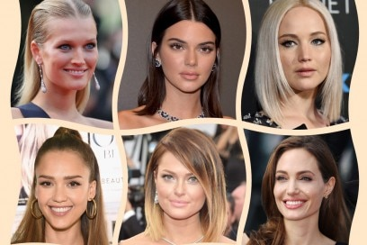 Beauty look nude delle star: i migliori make up