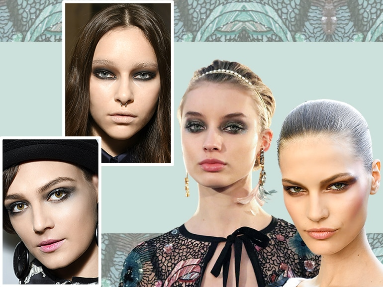 cover-I 10 smokey eyes ispirati alle sfilate dell'AutunnoInverno 2017-18-mobile