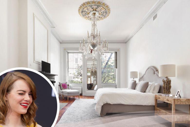 In vendita la casa newyorkese di Emma Stone