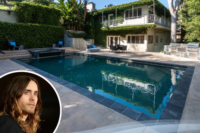 La casa di Jared Leto a Los Angeles