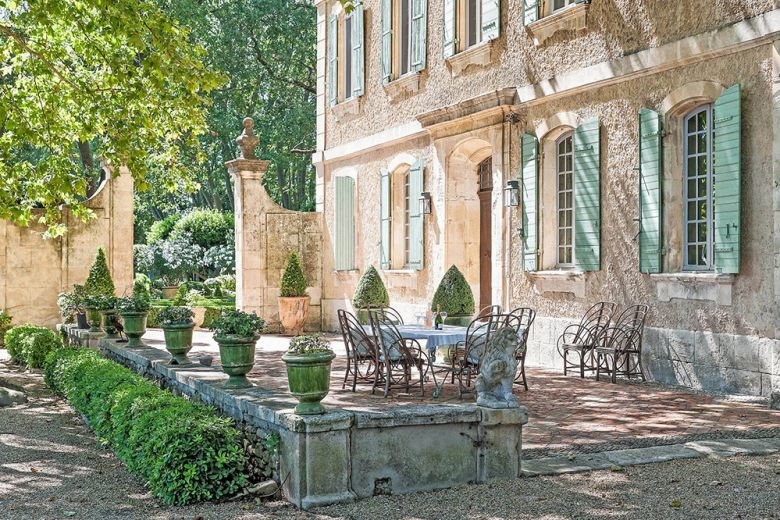 Chateau Mireille: un sogno country chic nel cuore della Provenza