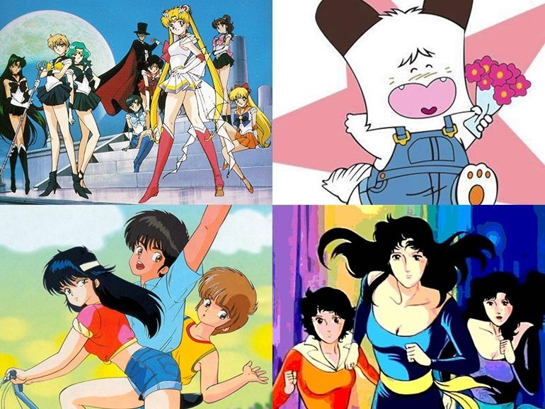 Come sono finiti i cartoni animati degli anni e