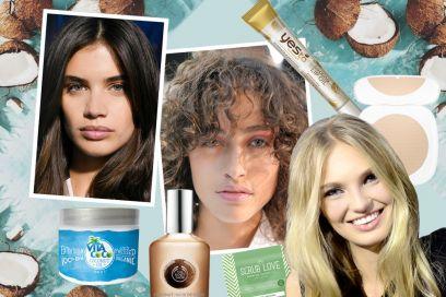 Cosmetici al cocco: olio, latte e acqua di cocco per un beauty goloso