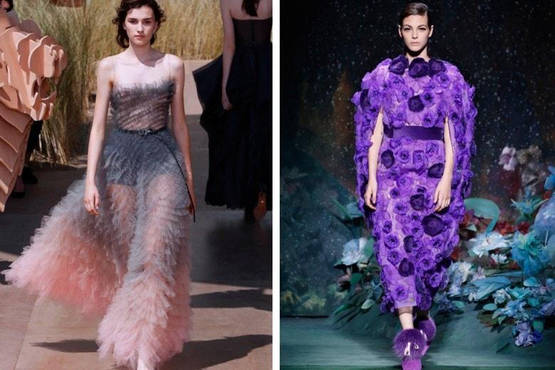 Gli abiti da sogno dell'Haute Couture Inverno 2017