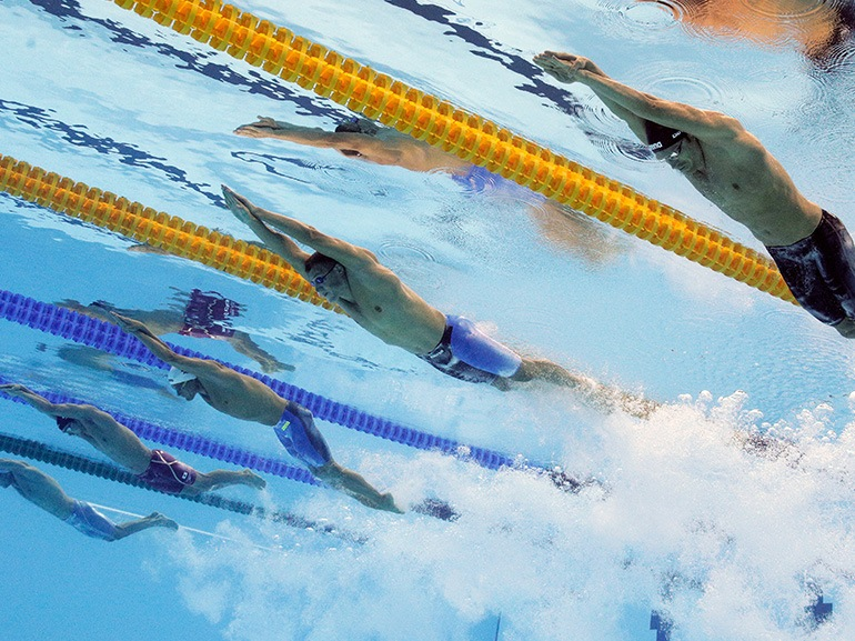 cover nuotatori piu belli mondiali budapest mobile