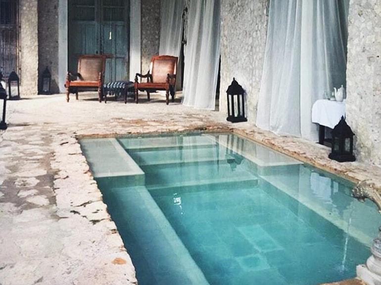 10 piscine piccole perfette per ogni giardino grazia for Piccole planimetrie interrate