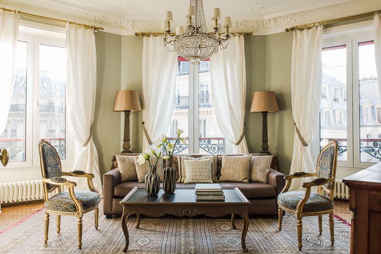 "Parigi: un appartamento perfetto per vivere ""la vie en rose"""