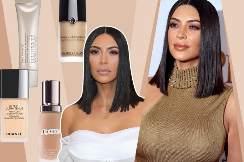 I fondotinta preferiti di Kim Kardashian