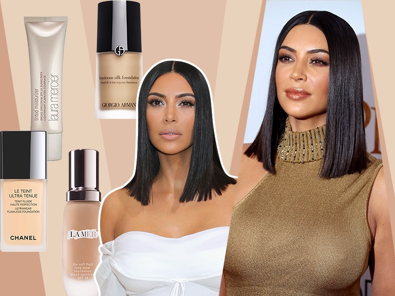 i fondotinta preferita di kim kardashian collage_mobile