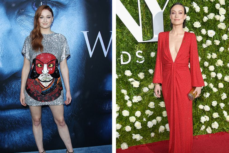 Da Sophie Turner a Olivia Wilde, le Best Dressed della settimana