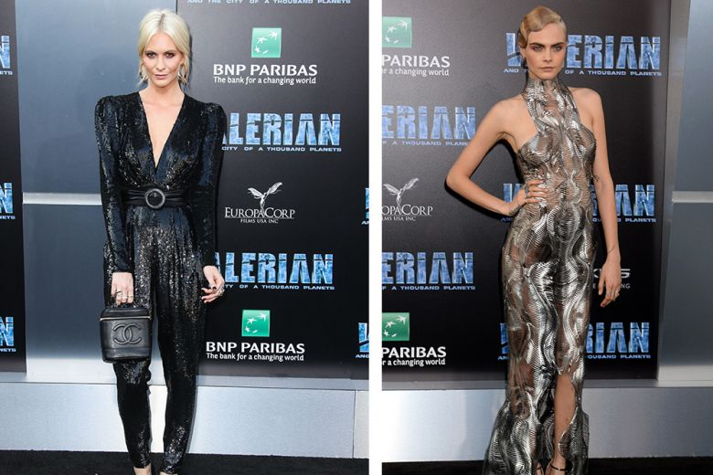 Le Best Dressed della settimana: da Cara a Poppy Delevingne