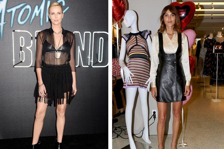 Le Best Dressed della settimana: da Alexa Chung a Charlize Theron