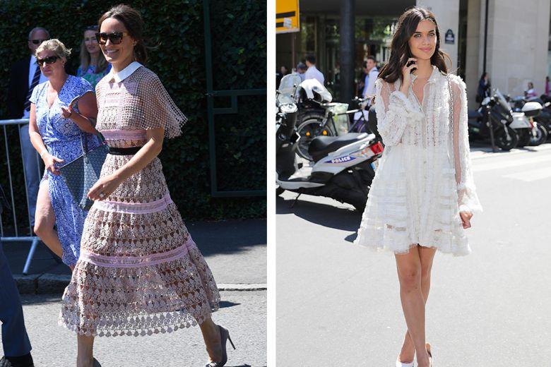 Da Pippa Middleton a Sara Sampaio, le Best Dressed della settimana