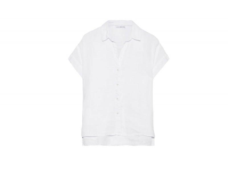 james-perse-camicia-bianca-lino