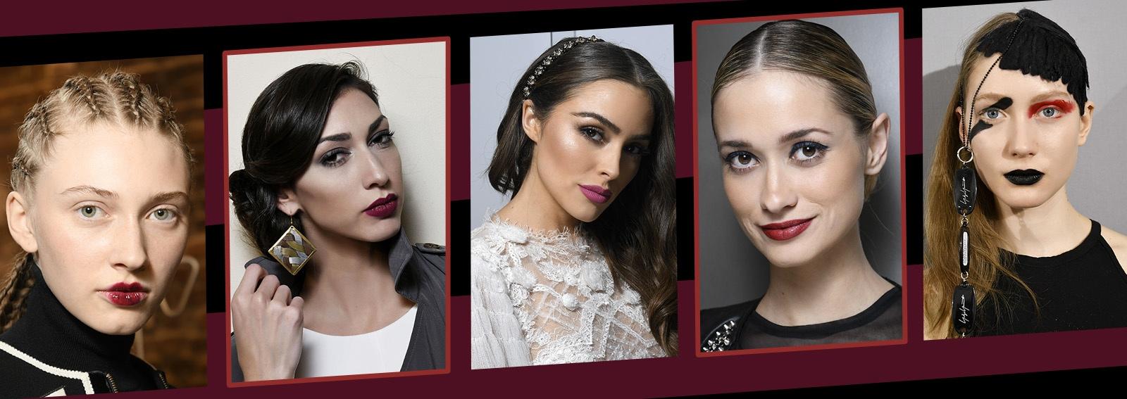 labbra dark da sfilata il trend rossetto scuro autunno inverno 2017 2018 collage_desktop